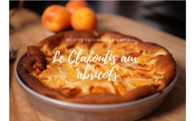 Le Clafoutis aux abricots